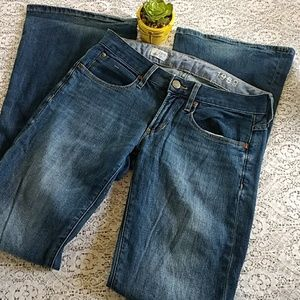 Gap flare jeans size 28/6